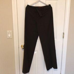 Anne Klein Dark brown slacks